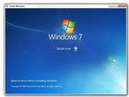 Windows7开机好像是没有快