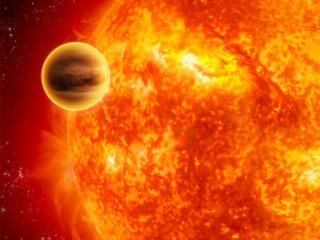 天文观察:行星正步上解体之途(图)