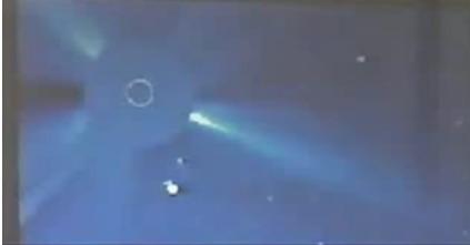 上千巨型UFO聚集太阳向人类暗示什么?