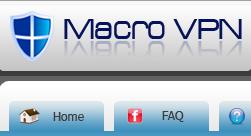 美国免费VPN代理服务器MacroVPN