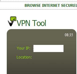 以色列的免费VPN:VPN Tool
