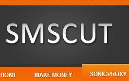 免费的软件代理SonicProxy