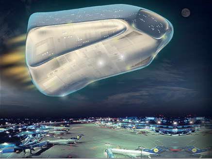 英国X档案解密曾发现比足球场大20倍的UFO