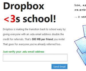 最好的免费网盘 Dropbox 增容到18.25G的申请方法