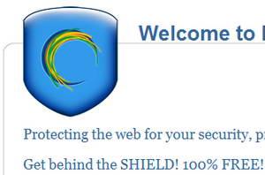 老牌免费VPN翻墙利器-Hotspot Shield(v2.24)