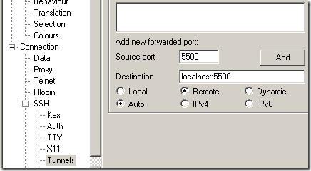 SSH-PuTTY–详细使用教程(四)