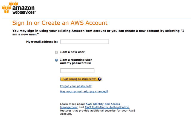 Amazon S3 及 CloudFront Web Hosting 建站设定说明