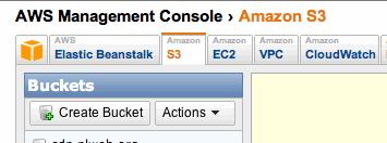 Amazon S3 及 CloudFront Web Hosting 建站设定说明