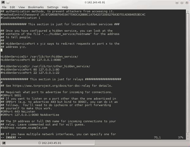 转:使用Tor 的.onion域名创建匿名服务和匿名网站