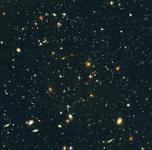 人 地球 太阳系 银河系 宇宙的启示(图)