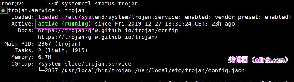 自建最强科学上网3+:trojan + Caddy(SSL证书自动续期)