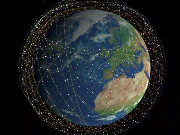 """""""星链""""(Starlink)达启动门槛  再60颗卫星发射成功"""